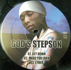 9TH WONDER & NAS / GOD'S STEPSON - アナログ2LP -