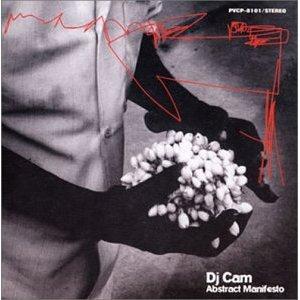 DJ CAM / DJカム / ABSTRACT MANIFESTO
