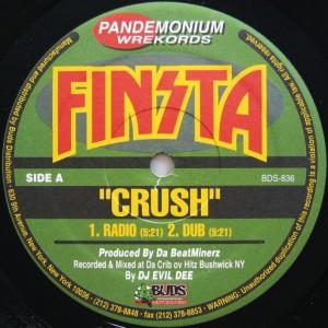 FINSTA BUNDY / CRUSH
