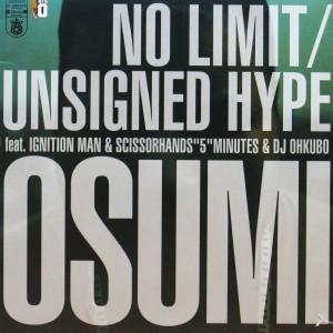 OSUMI / NO LIMIT
