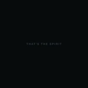 BRING ME THE HORIZON / ブリング・ミー・ザ・ホライズン / THAT'S THE SPIRIT  / ザッツ・ザ・スピリッツ