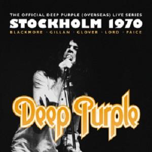 DEEP PURPLE / ディープ・パープル / LIVE IN STOCKHOLM 1970 / ライヴ・イン・ストックホルム1970<2CD+ボーナスDVD>