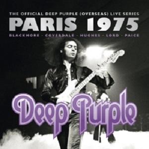 DEEP PURPLE / ディープ・パープル / LIVE IN PARIS 1975  / ライヴ・イン・パリ1975<2CD>