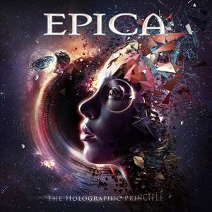 EPICA / エピカ / THE HOLOGRAPHIC PRINCIPLE / ホログラフィック・プリンシプル<初回限定盤CD+ボーナスCD>