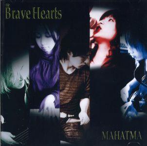 MAHATMA / マハトマ (Japan) / BRAVE HEARTS  / ブレイヴハーツ<CD-R>
