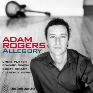 ADAM ROGERS / アダム・ロジャース / Allegory