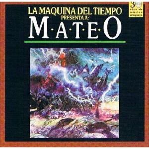 EDUARDO MATEO / エドゥアルド・マテオ / MAL TIEMPO SOBRE ALCHEMIA