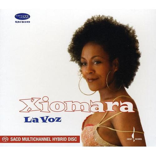 XIOMARA LAUGART / シオマラ・ラウガー / LA VOZ