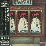 RENAISSANCE(UK) ルネッサンス / カーネギー・ホール・ライヴ - 24BITリマスター