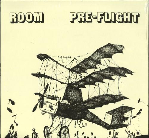ROOM (PROG: UK) / ルーム / PRE-FLIGHT - 180g VINYL