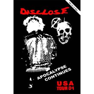 DISCLOSE ディスクローズ / US TOUR 2004 (DVD)