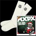 MXPX エムエックスピーエックス / PUNK RAWK CHRISTMAS (MXPXハイソックス付き限定盤)