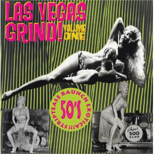 VA (LAS VEGAS GRIND) / LAS VEGAS GRIND VOL.1 (レコード)