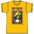 BAD BRAINS / CAPITOL オレンジイエロー Tシャツ (Lサイズ)