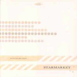 STARMARKET / スターマーケット / FOUR HOURS LIGHT (レコード)