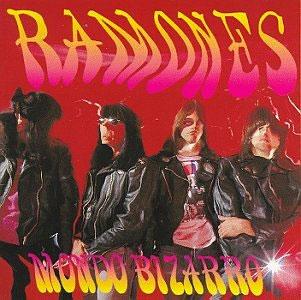 RAMONES / ラモーンズ / MONDO BIZARRO (180G RED VINYL/2013 REISSUE)