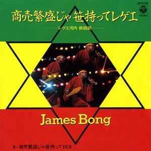 JAMES BONG a.k.a.若井ぼん / 商売繁盛じゃ笹持ってレゲエ