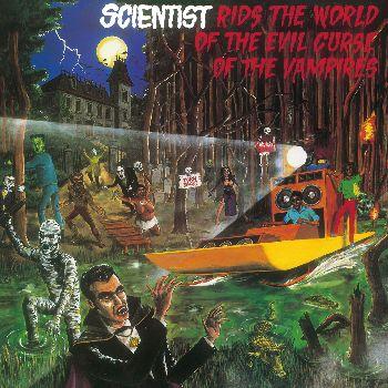 SCIENTIST / サイエンティスト / RIDS THE WORLD OF THE EVIL CURSE OF THE VAMPIRES / リッズ・ザ・ワールド・オブ・ザ・イービル・カース・オブ・ザ・バンパイアズ
