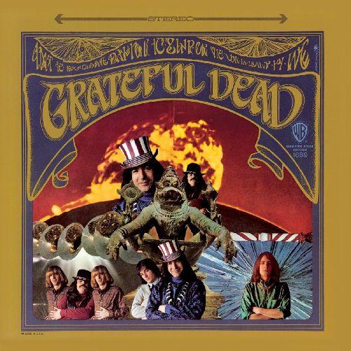 GRATEFUL DEAD / グレイトフル・デッド / GRATEFUL DEAD