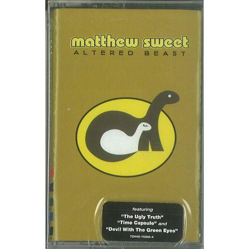 MATTHEW SWEET / マシュー・スウィート / ALTERED BEAST (CASSETTE)