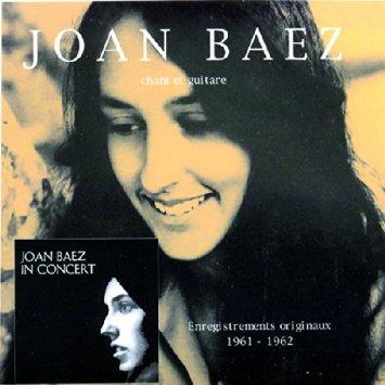 JOAN BAEZ / ジョーン・バエズ / CHANT ET GUIT...    disku