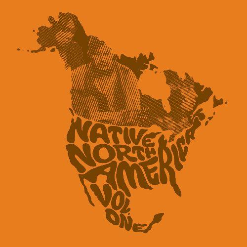 V.A. (WORLD MUSIC) / V.A. (辺境) / NATIVE NORTH AMERICA (VOL. 1) - ABORIGINAL FOLK, ROCK, AND COUNTRY 1966-1985 (2CD)