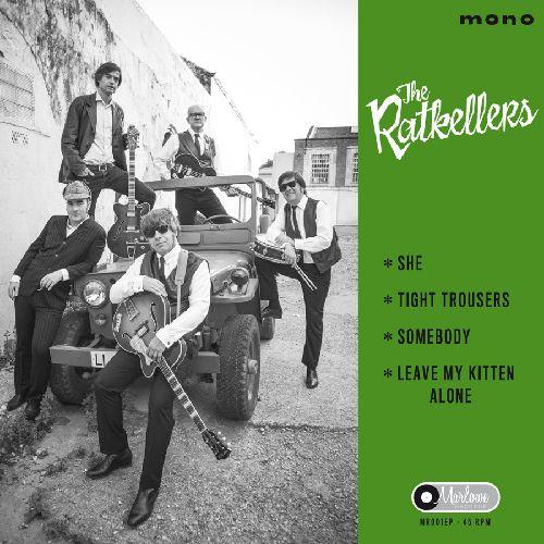 THE RATKELLERS / THE SAVAGE BEAT OF THE RATKELLERS