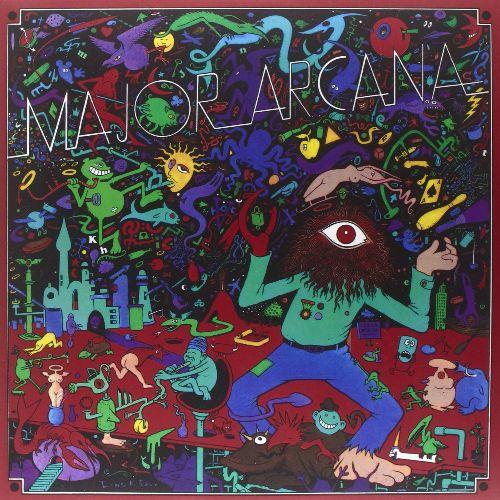 MAJOR ARCANA / メジャー・アルカナ / MAJOR ARCANA (LP)