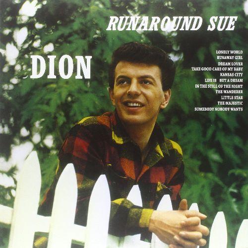 DION / ディオン / RUNAROUND SUE (LP)
