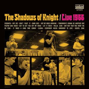 SHADOWS OF KNIGHT / シャドウズ・オブ・ナイト / LIVE 1966 (CD)
