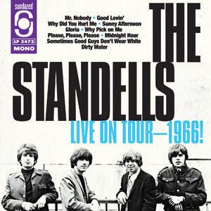 STANDELLS / スタンデルズ / LIVE ON TOUR?1966! (180G LP)