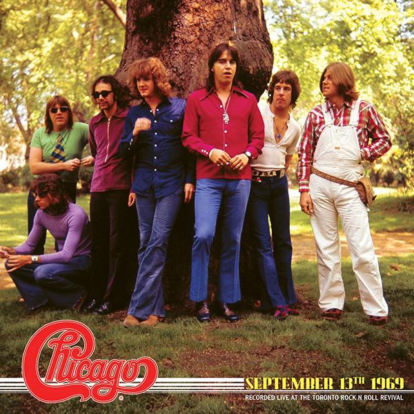 CHICAGO / シカゴ / SEPTEMBER 13TH 1969