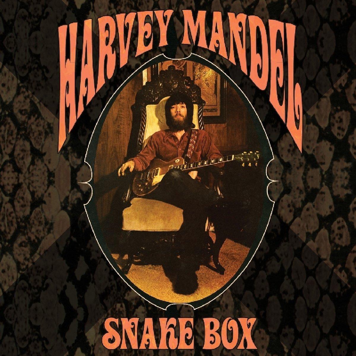 HARVEY MANDEL / ハーヴィ・マンデル / SNAKE BOX