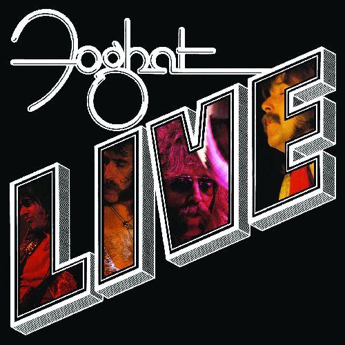 FOGHAT / フォガット / LIVE (180G LP)