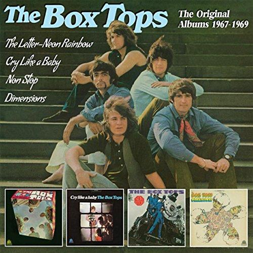 BOX TOPS / ボックス・トップス / THE ORIGINAL ALBUMS 1967-1969