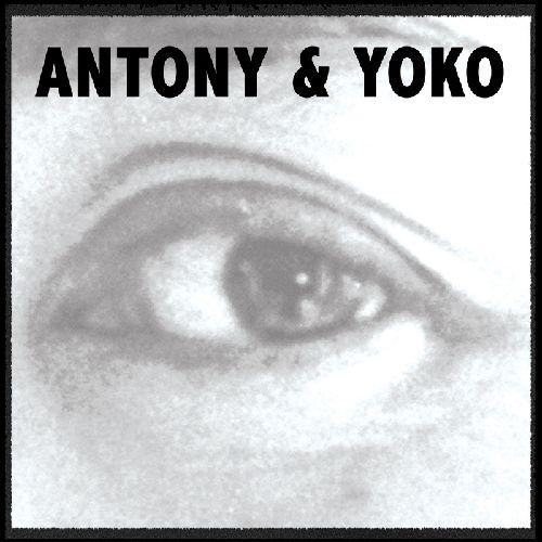 """YOKO ONO / ヨーコ・オノ / ANTONY & YOKO (ETCHED 10"""")"""