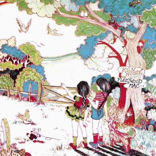 FLEETWOOD MAC / フリートウッド・マック / KILN HOUSE (LP)
