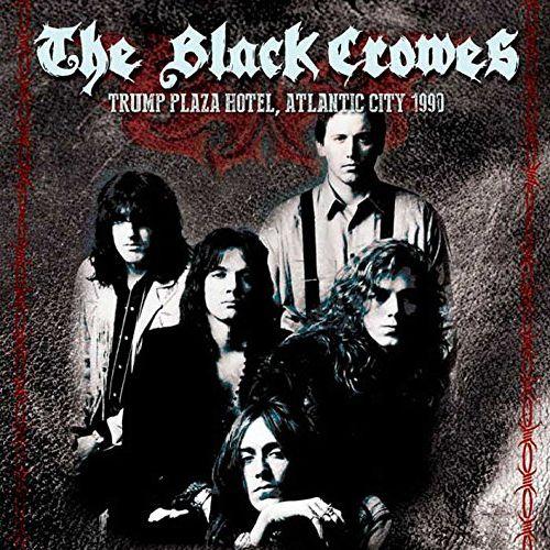 BLACK CROWES / ブラック・クロウズ / TRUMP PLAZA HOTEL, ATLANTIC CITY 1990