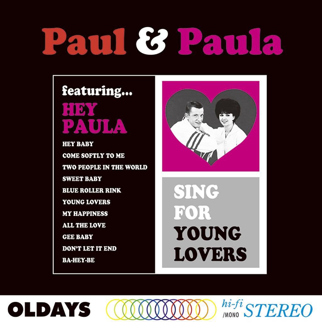 PAUL & PAULA / ポール・アンド・ポーラ / シング・フォー・ヤング・ラヴァーズ