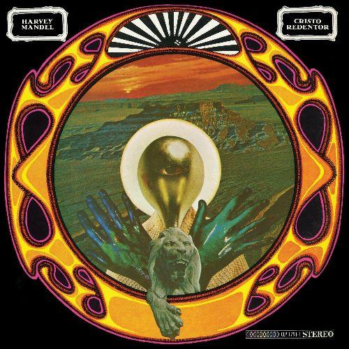 HARVEY MANDEL / ハーヴィ・マンデル / CRISTO REDENTOR (180G LP)