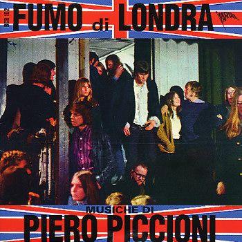 PIERO PICCIONI / ピエロ・ピッチオーニ / FUMO DI LONDRAS (LP)