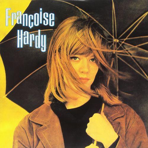 FRANCOISE HARDY / フランソワーズ・アルディ / FRANCOISE HARDY (CLEAR VINYL LP)