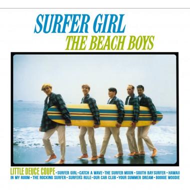BEACH BOYS / ビーチ・ボーイズ / SURFER GIRL (LP)