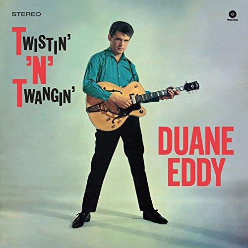 DUANE EDDY / デュアン・エディ / TWISTIN' N' TWANGIN' (180G LP)
