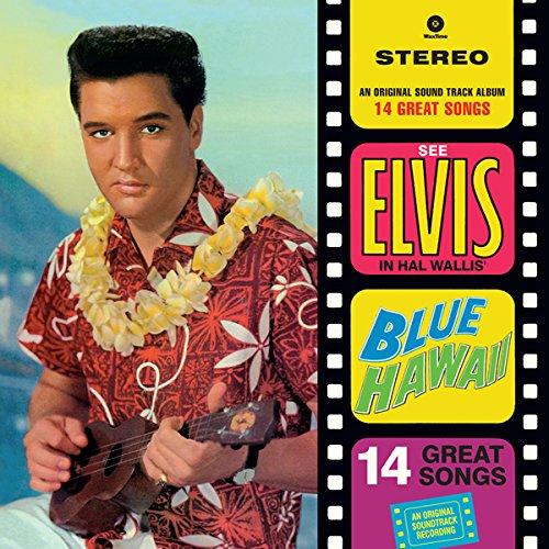 ELVIS PRESLEY / エルヴィス・プレスリー / BLUE HAWAII (180G LP)