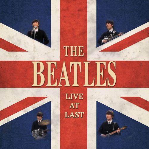 BEATLES / ビートルズ / LIVE AT LAST (LP)