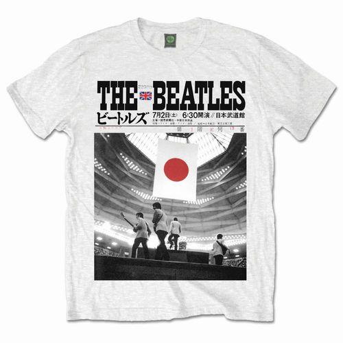 BEATLES / ビートルズ / AT THE BUDOKAN (T-SHIRT WHITE/S)