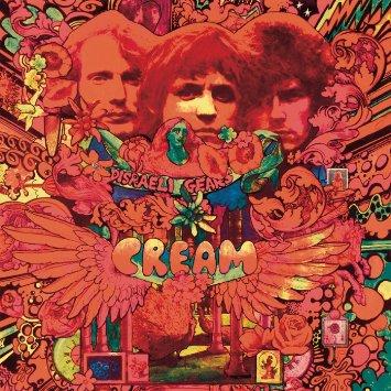 CREAM / クリーム / DISRAELI GEARS (180G LP)