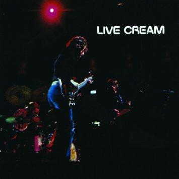 CREAM / クリーム / LIVE CREAM (180G LP)