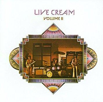 CREAM / クリーム / LIVE CREAM 2 (180G LP)